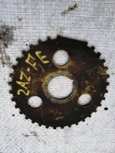 Шестерня коленвала Toyota 2AZ-FE