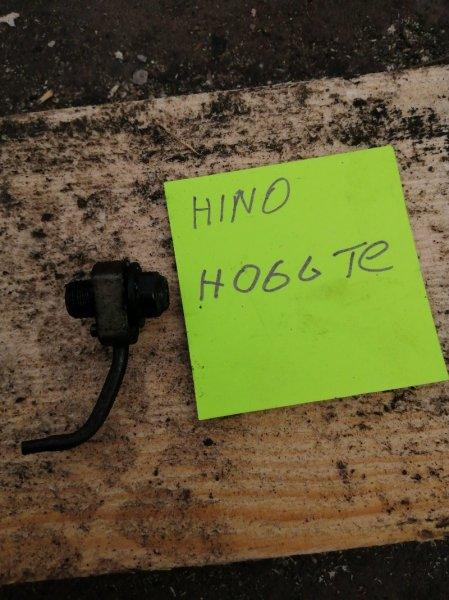 Форсунка маслянная Hino H06GTE