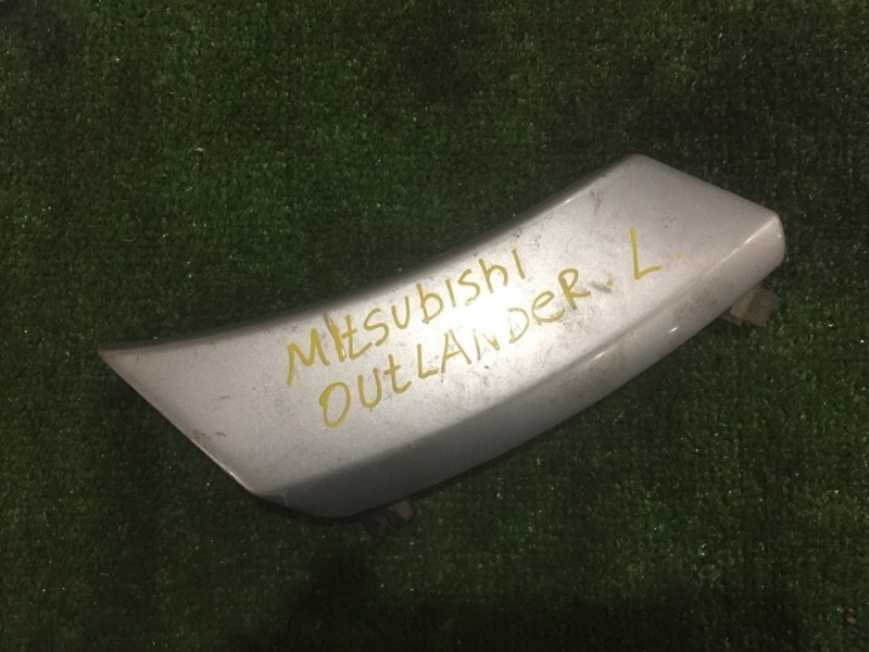 Накладка на крыло Mitsubishi Outlander левая