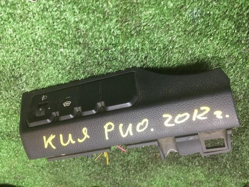 Блок управления Kia Rio 2012