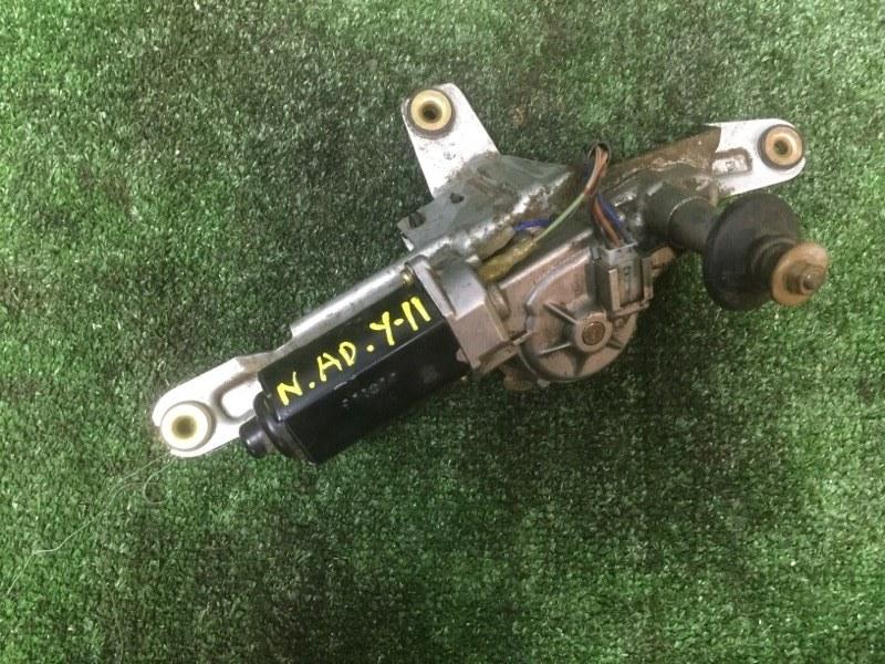 Мотор стеклоочистителя Nissan Ad Y11