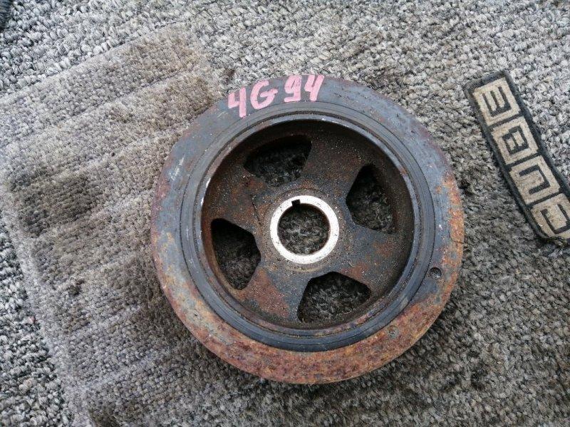 Шкив коленвала Mitsubishi Dion CR6W 4G94