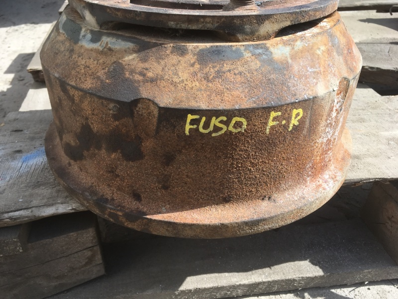Барабан тормозной Mitsubishi Fuso 93 передний правый