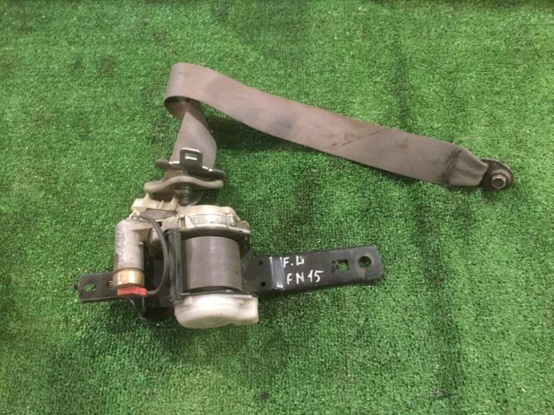 Ремень безопасности Nissan Pulsar FN15 передний