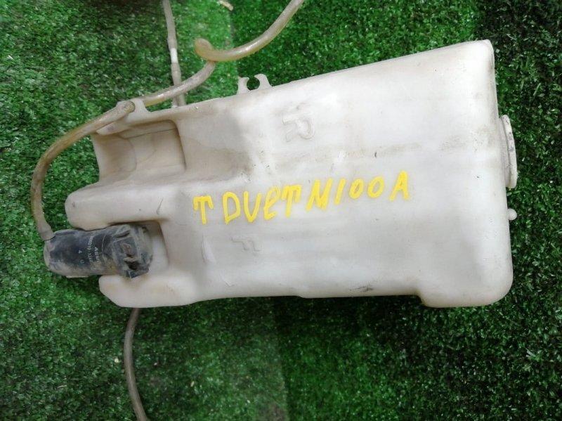 Бачок омывателя Toyota Duet M100A