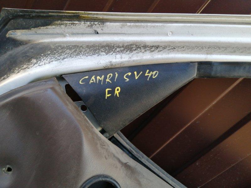 Уголок внутренний Toyota Camry SV40 передний правый