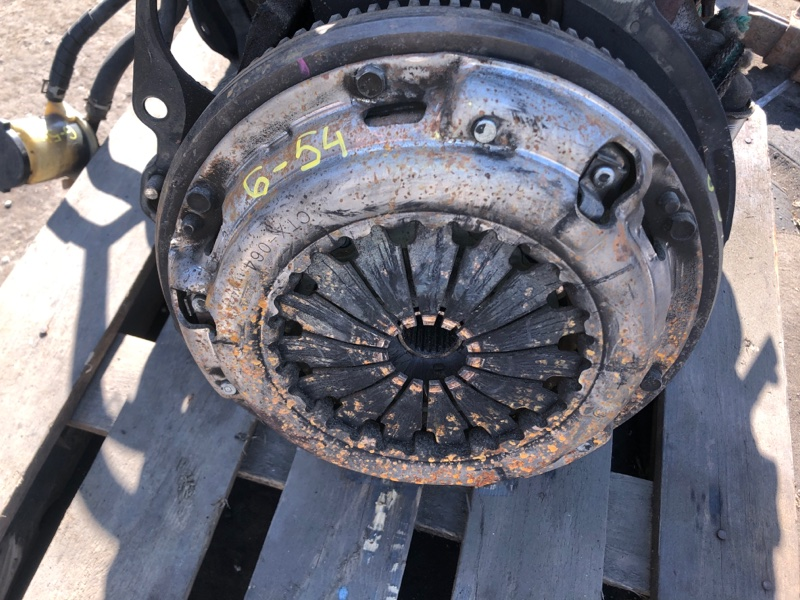 Корзина сцепления Toyota Dyna LY290V 5L