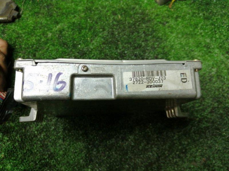 Блок управления двс Honda Inspire UC1 J30A