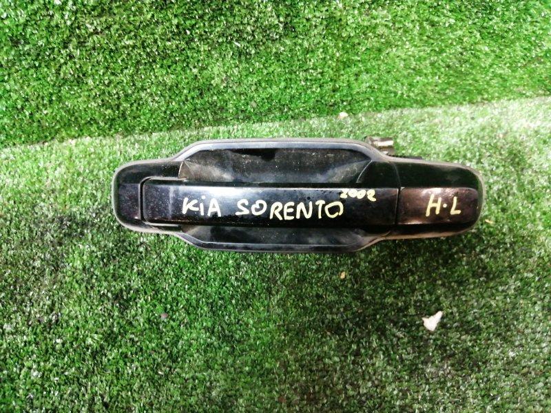 Ручка наружная Kia Sorento 2002 задняя левая