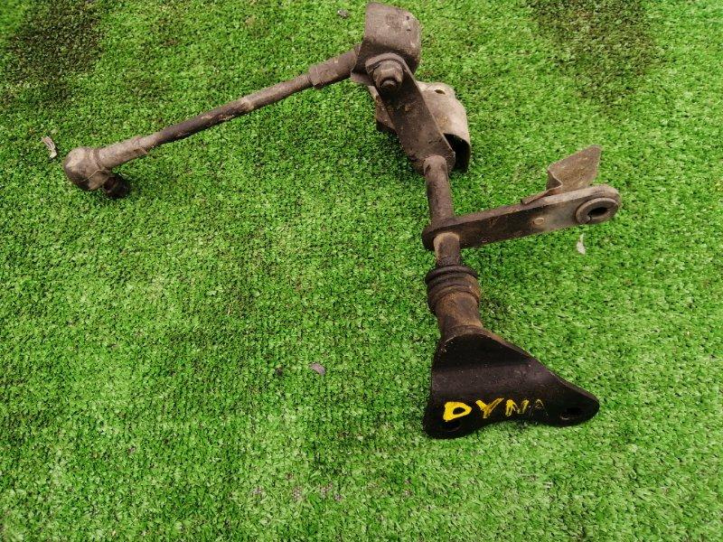 Кулиса кпп Toyota Dyna LY211