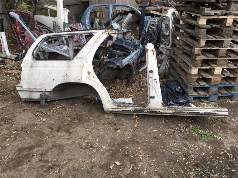 Порог Toyota Hilux Surf KZN185G правый