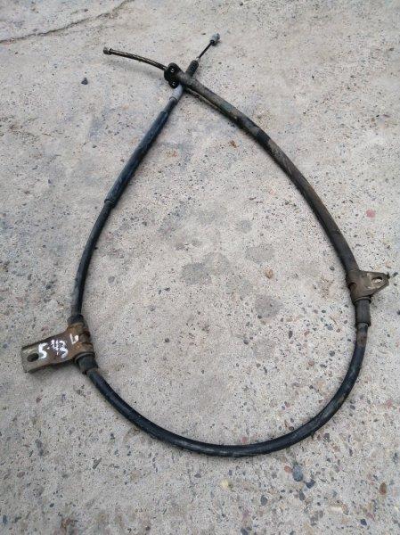 Трос ручника Toyota Cynos EL52 4E левый