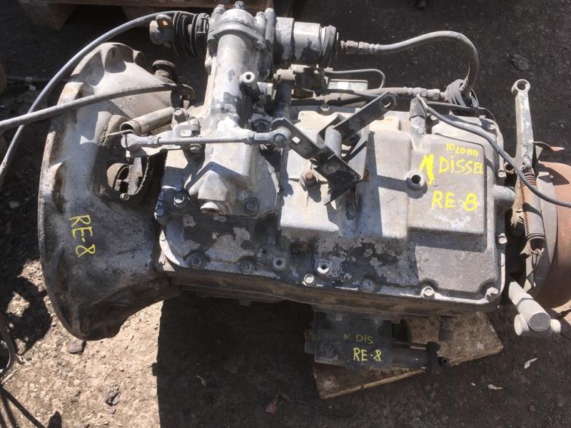 Мкпп Nissan Diesel RE-8