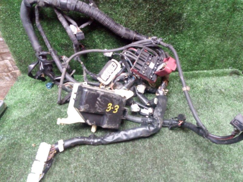Проводка двигателя Toyota Platz NCP16 2NZ-FE
