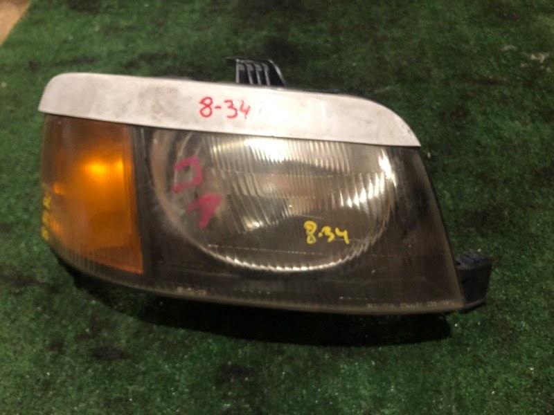 Фара Honda S-Mx RH1 B20B правая