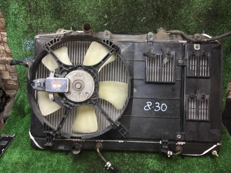 Радиатор двигателя Mitsubishi Dingo CQ1A 4G13