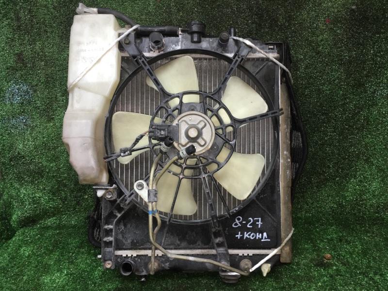 Радиатор двигателя Daihatsu Move L902S JB-DET