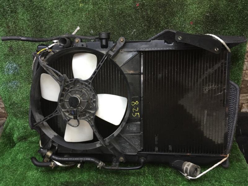 Радиатор двигателя Ford Festiva D23PF B3