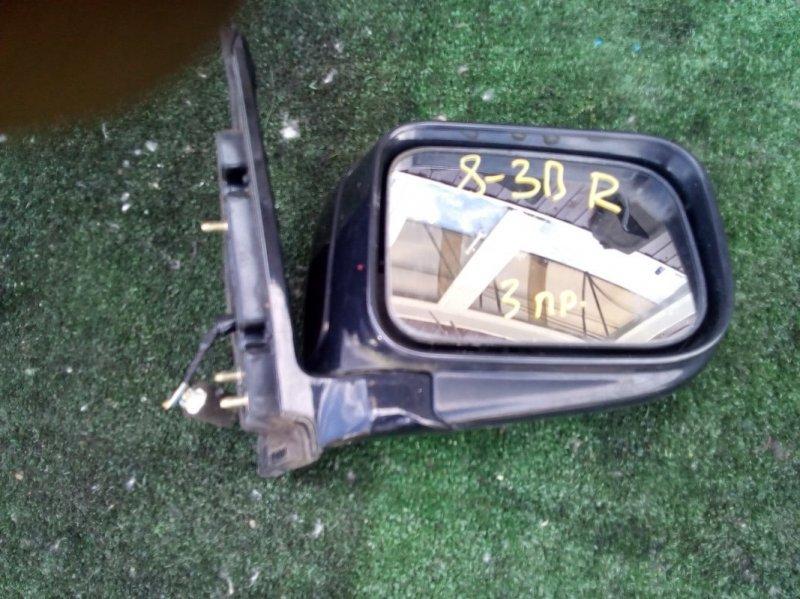 Зеркало боковое Mitsubishi Dingo CQ1A 4G13 правое