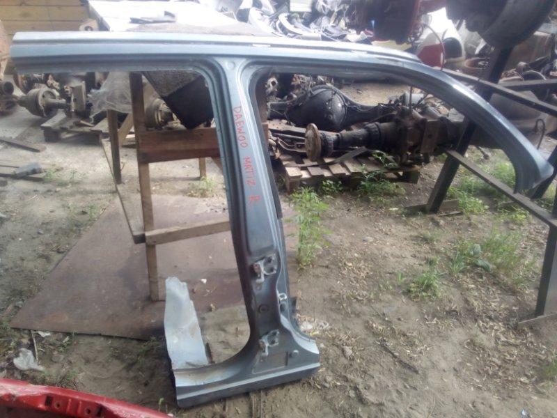 Стойка кузова Daewoo Matiz правая