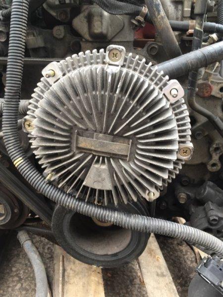 Вискомуфта Hino Dutro XZU-414 N04C-TB