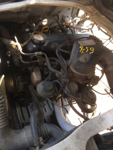 Вентилятор охлаждения Nissan Vanette PJC22 A15