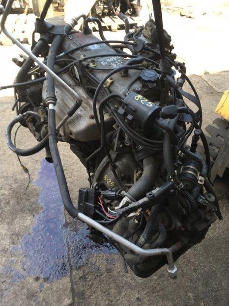 Двигатель Ford Festiva D23PF B3