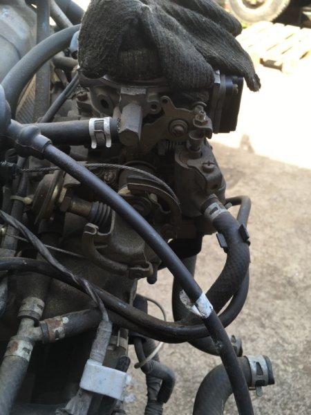 Заслонка дроссельная Ford Festiva D23PF B3