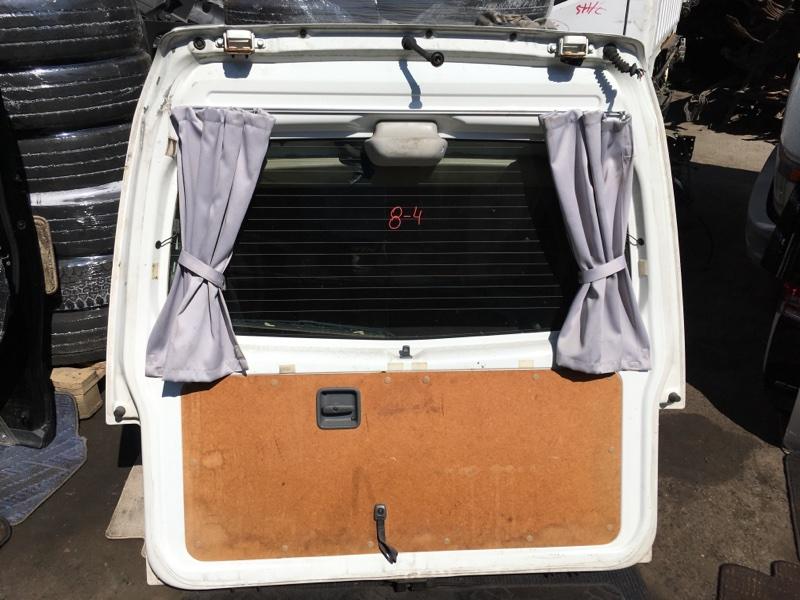 Дверь задняя багажника Mazda Bongo Brawny SKE6V FE