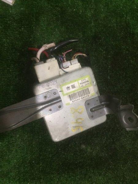 Блок управления рулевой рейкой Toyota Wish ZNE10G 1ZZ-FE