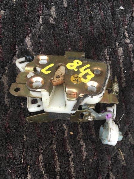Замок дверной Honda Logo GA3 D13B левый