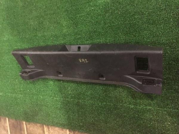 Накладка багажника Toyota Will Vs ZZE128 2ZZ-GE