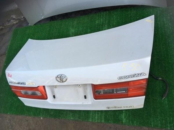Крышка багажника Toyota Corona Premio ST215 3S-FE