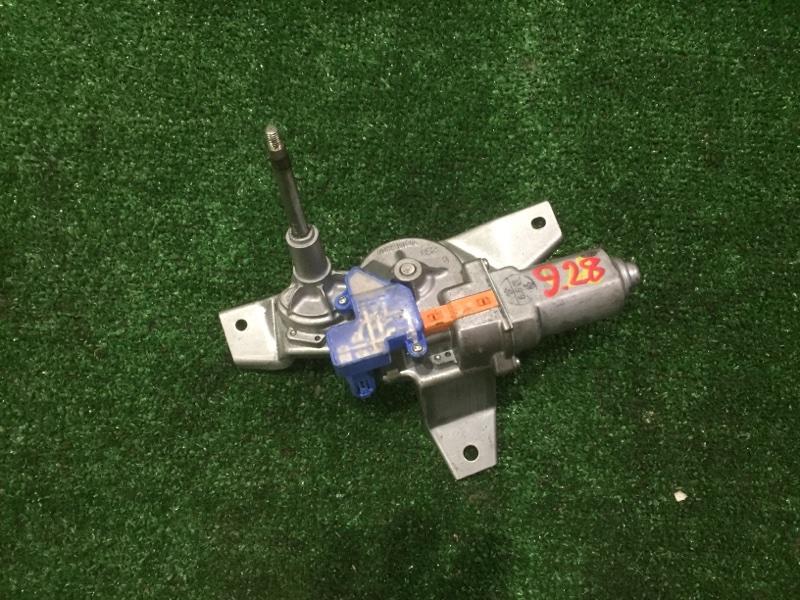 Мотор стеклоочистителя Honda Airwave GJ1 L15A задний