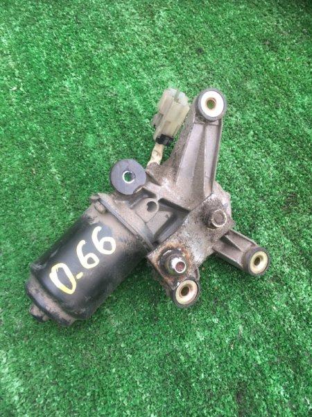 Мотор стеклоочистителя Isuzu Elf NKR66E 4HF1
