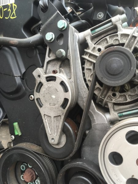 Натяжитель Audi A4 BWE 2006