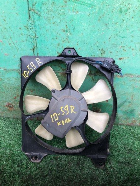 Вентилятор кондиционера Toyota Corsa EL55 5E-FE правый