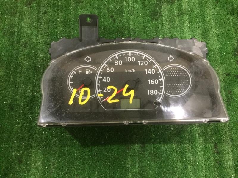 Комбинация приборов Nissan Ad Expert VZNY12 HR16DE