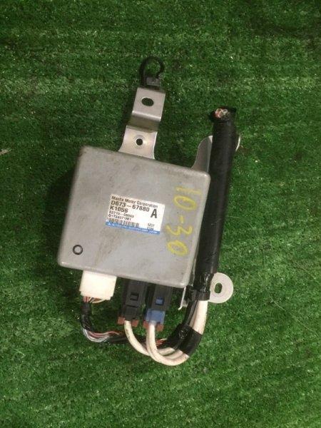 Блок управления рулевой рейкой Mazda Verisa DC5W ZY-VE