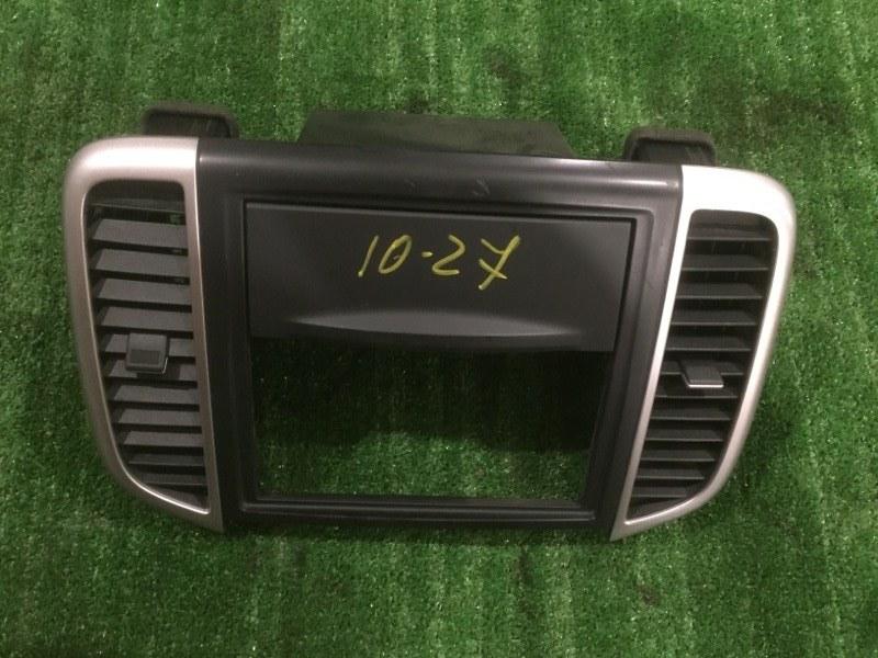 Рамка магнитофона Nissan Wingroad JY12 MR18DE