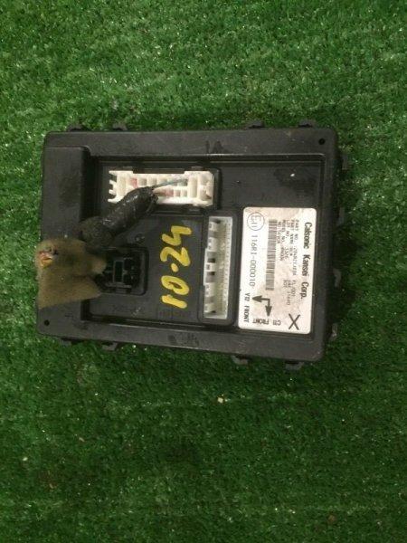 Блок управления abs Nissan Ad Expert VZNY12 HR16DE