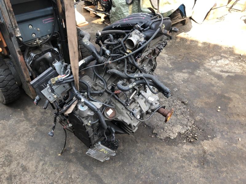 Проводка двигателя Nissan Ad Expert VZNY12 HR16DE