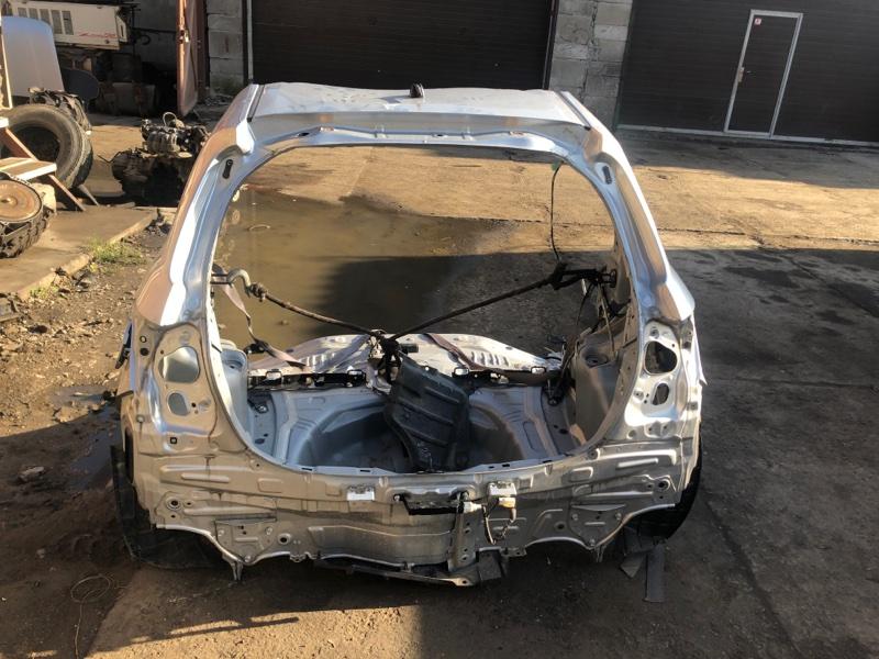 Задняя панель кузова Toyota Vitz NSP130