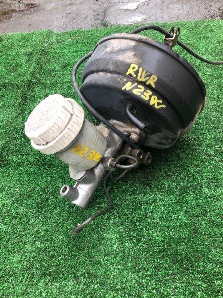 Вакуумный усилитель тормоза и сцепления Mitsubishi Rvr N23W