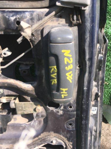 Ручка внутренняя Mitsubishi Rvr N23W задняя левая