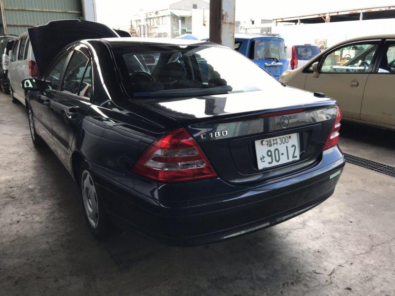 Авто на разбор Mercedes-Benz C180 111.951 2001