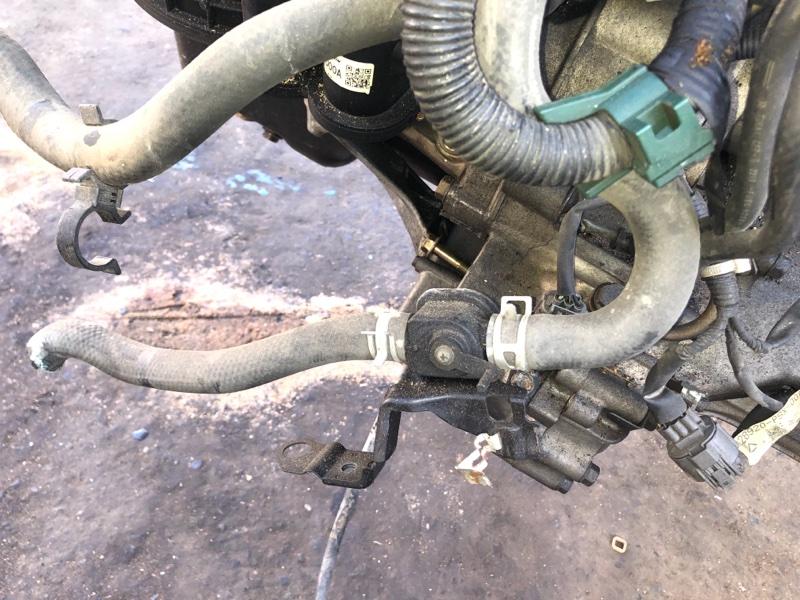 Кран отопителя Honda Stream RN1 D17A