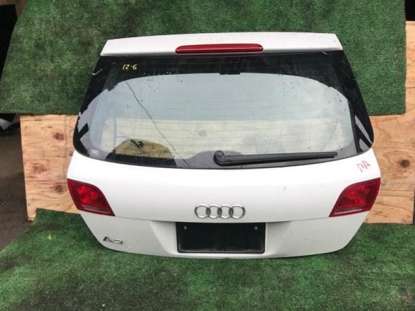 Дверь задняя багажника Audi A3 BSE 2007