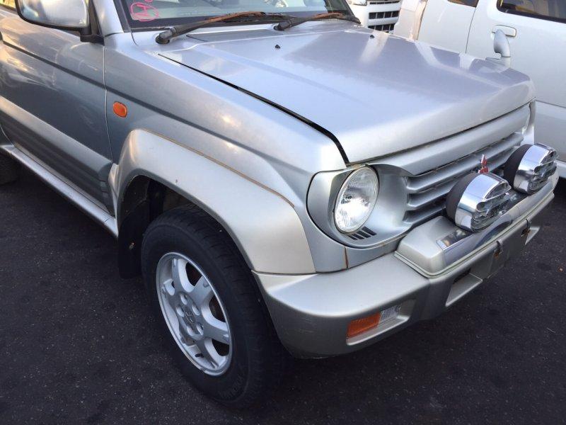 Авто на разбор Mitsubishi Pajero Jr H57A 4A31