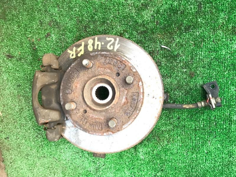 Диск тормозной Suzuki Alto HA25V K6A передний правый